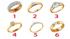 Válassz egy gyűrűt, és kiderül, milyen nő vagy igazából! - Ketkes.com Son Luna, Bangles, Bracelets, Fitness, Gold Rings, Wedding Rings, Engagement Rings, Jewelry, Diet Tips