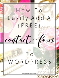How To Add Contact Form In Blogger  Question Cage  How To Add