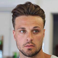 Low Fade + Modern Quiff Http://www.99wtf.net/men/popular Short Length  Hairstyles Men/