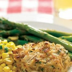 Crab Cakes Made With Saltine Crackers