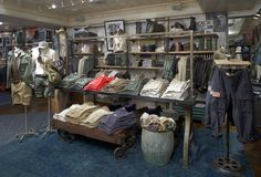 Our Newbury Street location is stocked with the latest effortless styles from Denim & Supply Ralph Lauren