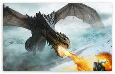 Dragon Fire wallpaper