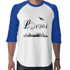London Eye City Theme T-Shirt Top   This London Eye City Theme T-Shirt Top