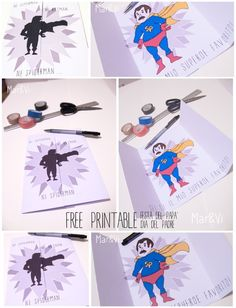 ESP_Tarjeta dia del padre - FREE Printable http://marivitrombeta.blogspot.it/2013/03/super-descargable-para-el-dia-del-padre.html ITA_Cartolina Festa del Papà - FREE Printable http://marivitrombeta-italia.blogspot.it/2013/03/super-scaricabile-per-la-festa-del-papa.html #Fathersday #freeprintable