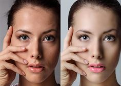 20 Awesome After Before Photos - Retouched by Adobe Photoshop