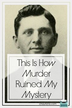 Leon Czolgosz is my new nemesis. He's dead, but he ruined my book. No, really. The guy totally destroyed the opening pages of Such a Tease. #meddlinmadeline via @chautonahavig