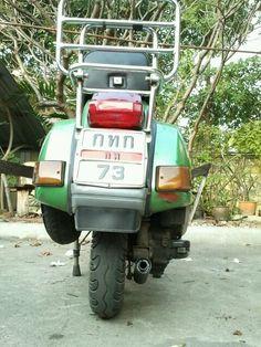 With malossi Golf Carts, Vespa, Motorcycle, Vehicles, Wasp, Hornet, Golf Cart Bodies, Biking, Motorcycles