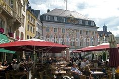 Market Place - Bonn, Germany