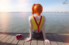 Misty cosplay (aka Kasumi