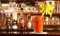 Koktejly, které si můžete připravit doma: Pikantní Bloody Mary