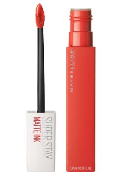 Discover a highly pigmented, long-lasting matte liquid lipstick by Maybelline. Available in super saturated pink, red, purple & nude lip color shades. Maybelline Superstay, Maybelline Matte Ink, Pink Lipsticks, Lipstick Shades, Lipstick Colors, Lip Colors, Too Faced, Natural Lipstick, Liquid Lipstick