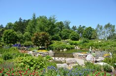 The Lerner Garden of