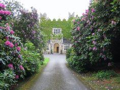 Waterford Castle in Ireland