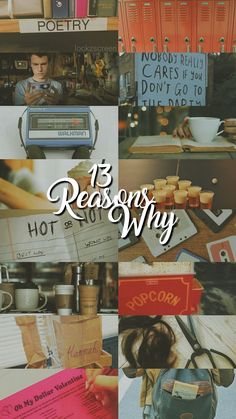 13 reasons why aesthetic