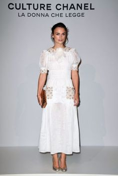Keira Knightley in Chanel - Culture Chanel exhibition opening, Venice – September 15 2016