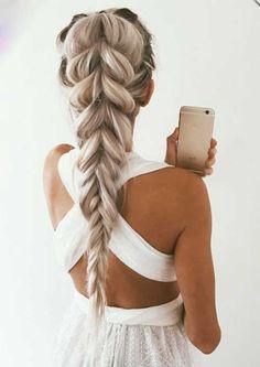 40 Best Braid Hair 2015 - 2016 - Long Hairstyles 2015