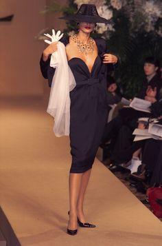 Yves Saint Laurent Spring 2001                                                                                                                                                                                 More