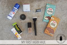 This is Meagan Kerr: My first ever iHerb haul