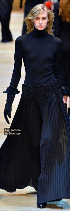 The Best Gowns of Fall 2014 Fashion Week International - Page 6 of 10