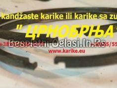 kandzaste karike - CRNOBRNJA KARIKE SA ZUBOM www.karike.eu