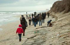 Un altro scatto dell'attività del 30 dicembre 2012 nel Parco Dune Costiere con #DiscoveryPuglia