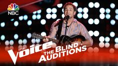 "The Voice 2015 Blind Audition - Joshua Davis: ""I Shall Be Released"""