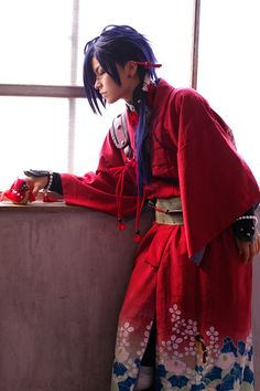 DRAMAtical Murder -Koujaku- by AkiraKirihara.deviantart.com on @deviantART
