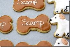 Puppy Sugar Cookies…and a Puppy! | What Megan's Making