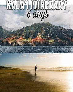 How to Spend Six Days in Kaua'i, Hawaii. A detailed itinerary of what we did while in Kaua'i: Where To Eat, What To Do, Where To Go! | http://Wanderlustyle.com