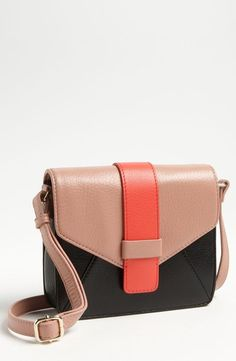 <3 Colorblock Crossbody Bag!