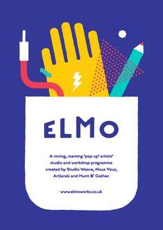 Elmo Elmo, City Logo, Logo Branding, Oasis, Identity, Illustration Art, Typography, Posters, Graphics