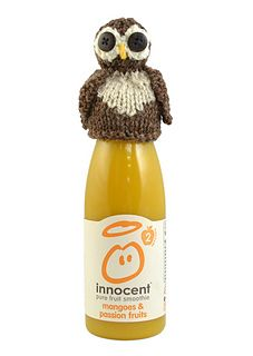 This year marks the tenth anniversary of the Big Knit - a campaign by innocent drinks that raises money for Age UK to help make winter warmer for older people. Knitting Storage, Loom Knitting, Innocent Drinks, Tenth Anniversary, Big Knits, Pencil Toppers, Winter Warmers, How To Raise Money, Crafts To Sell