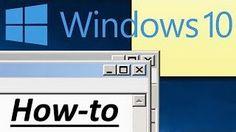 Classic Theme on Windows 10! - YouTube