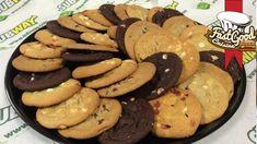 Comment faire les cookies de Subway | FastGoodCuisine - YouTube