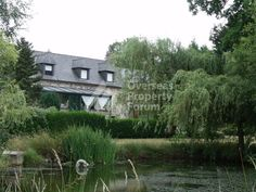 French Property, Central Heating, Loire, Carp, Conservatory, Pond, Home And Family, Gardens, House Styles