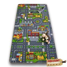city playmat - Google Search