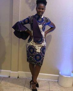 Dashiki Dress, Ghana, African Fashion, How To Make, How To Wear, Beautiful, Instagram, Dresses, Vestidos