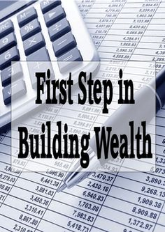 First Step to Create Wealth - Mr Frugal Father
