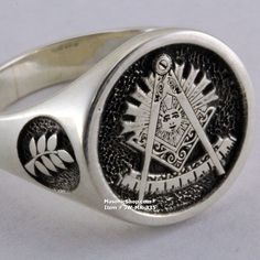 Customizable Past Masters Ring