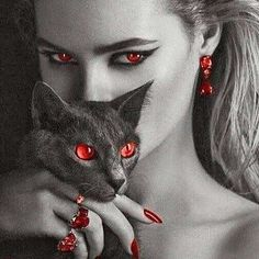 Risultati immagini per beautiful gif corazones Dark Fantasy Art, Fantasy Kunst, Splash Photography, Color Photography, Color Splash, Beautiful Gif, Eye Art, Gothic Art, Crazy Cats