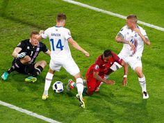 Euro 2016: Portugal-Islândia, 1-1 (crónica)