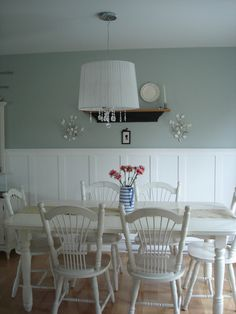 Dining Room Beaded Board Design, Pictures, Remodel, Decor and Ideas - page 4