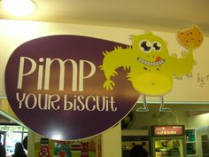 Pimp Your Biscuit by cut & bake