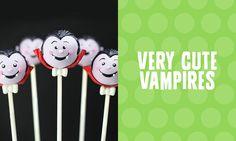 11 Spooktacular Halloween Treats «  bakerella.com