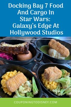 Docking Bay 7 Food And Cargo In Star Wars: Galaxy's Edge At Hollywood Studios Lunches And Dinners, Meals, Disney World Hollywood Studios, Breakfast Platter, Beef Pot Roast, Disney World Restaurants, Disney Dining Plan, Disney Food, Menu Restaurant