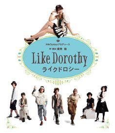 like dorothy