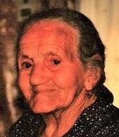 Antoinette Giuliani née Biaggi - Rutali, Corse - Afficher l'image d'origine.