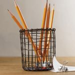 Vintage Pencil Cup | See Jane Work
