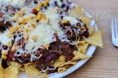 Nachos zum Film gehen immer und in dieser Variante gehen Sie sogar als komplette, wenn auch ungesunde, Mahlzeit durch. Loss et üch schmecke.