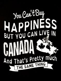 Happy Canada Day Because we're all proud of our country, aren't we? Canadian Things, I Am Canadian, Canadian Girls, Canada Quotes, Canada Memes, Canada Funny, Canada Humor, Banff, All About Canada